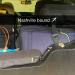 My Trip from the North to the South! Guitar in Tow!