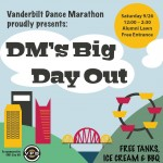 Dance Marathon's First PR Event This Year!