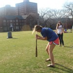 Dizzy Bat action shot
