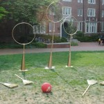 The most basic tools of Quidditch.   Photo Cred: Kayla Yelle