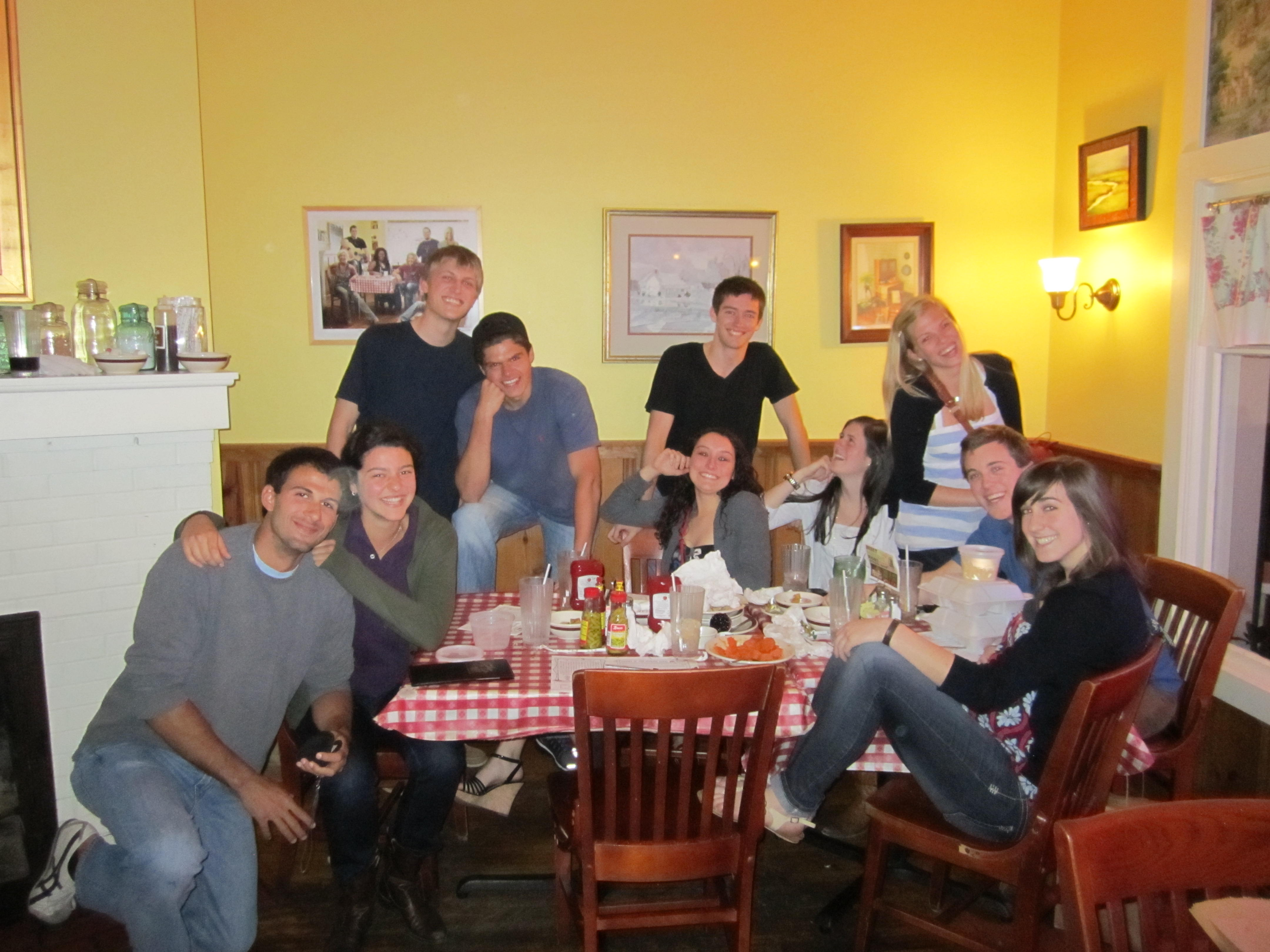 Vanderbilt Family Loveless Cafe | Inside...
