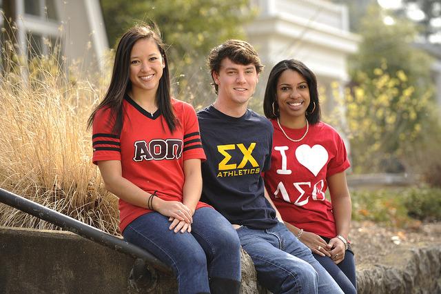 why did you join a sorority Each sorority has a unique personality, and the sisterhood you pledge to can be reflective of your innermost character so let's find out: which sorority is right for you.