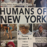 Just a little sampling of the cool people who show up on HONY
