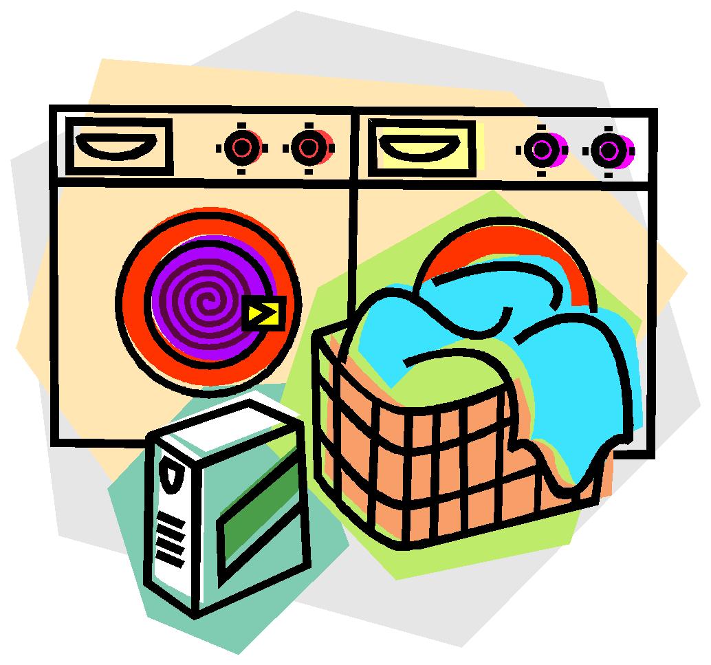 washing machine laundry
