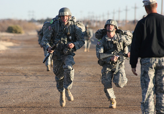 ruck march