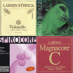 Cello strings are ridiculously expensive, ranging from $30-$120 for just one string.
