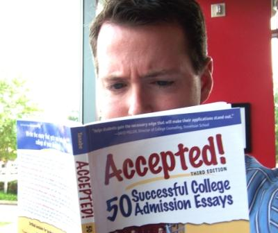 letters to college admissions