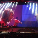 Photo for Taylor Swift, Chancellor Zeppos, and VU's 'Wildest Dreams'