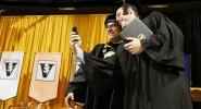 Chancellor & Grad Selfie