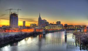 Nashville skyline(John Russell/Vanderbilt University)