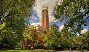 Kirkland Hall. (John Russell/Vanderbilt University)