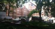 College Halls Construction