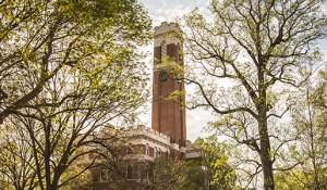 Spring shots of CampusKirkland Hall(Daniel Dubois / Vanderbilt University)