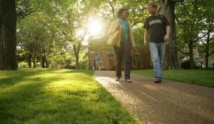 Campus Walking