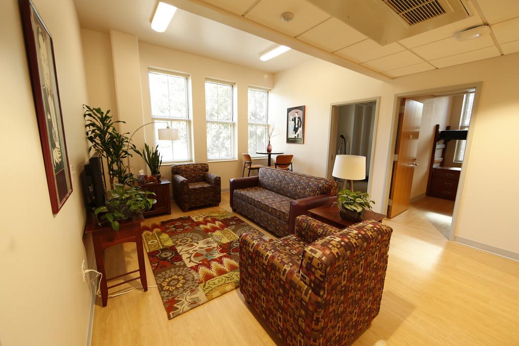 Inside Harvard Freshman Dorms College Halls Suite   ...