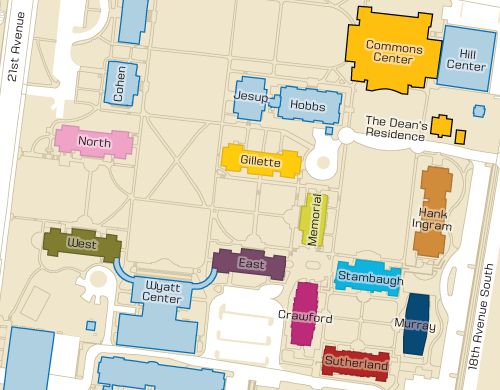 Haven For Hope Campus Map.On Campus Housing At Vanderbilt The Vandy Admissions Blog