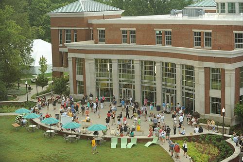 Vanderbilt University  John Vanderbilt University Commons