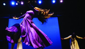 Dance is part of the vibrant arts scene on campus. (Photo: Vanderbilt Creative Services)