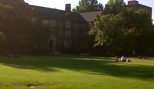 Alumni Lawn