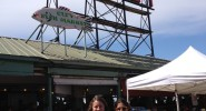 Adrienne and I paid a visit to the Pike Place Market in Seattle.