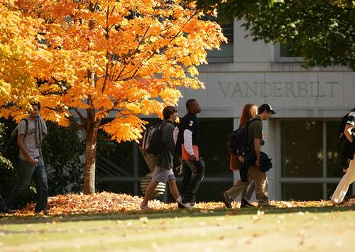 Hauser and Vanderbilt Scholarships, and Dean's Graduate Awards