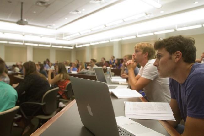 liberty university essay