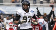 Bowl game MVP Jordan Matthews making a 143-receiving-yard first half look easy.  (vucommodores.com)