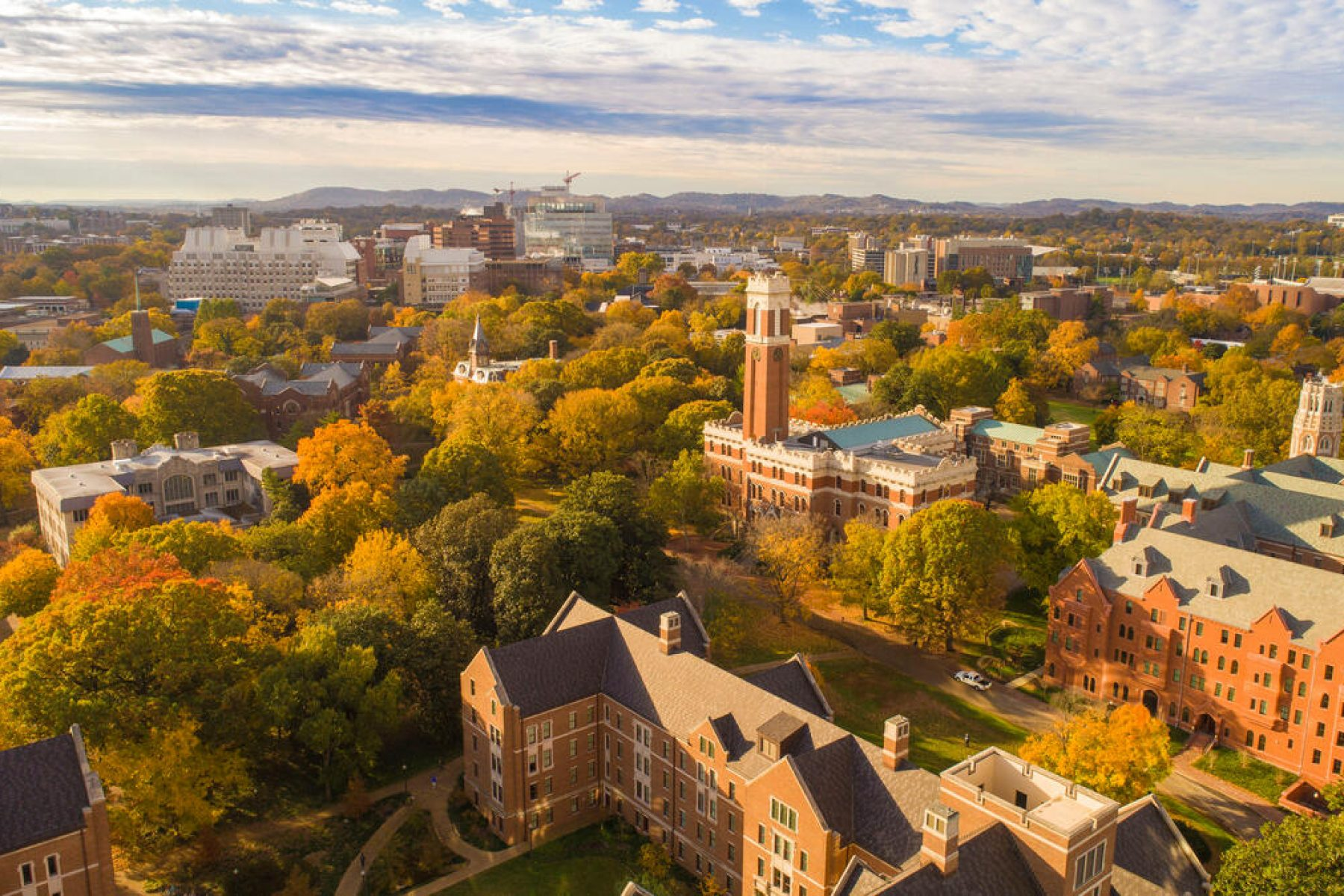Learn about the Vanderbilt community