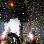 Any concert that involves confetti is the concert for me.