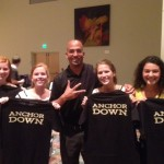 my idol, James Franklin